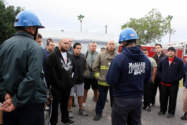 Firefighter Agility Training