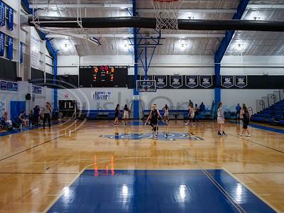 Bishop T. K. Gorman Catholic School Women's Basketball vs Grace Community School by Travis Tapley