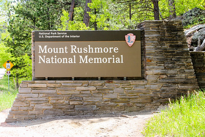 2016-06-01 | Mount Rushmore National Memorial | South Dakota | Road Trip