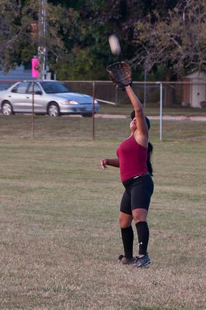 Maroons - Durham East Softball - Aug 26, 2012