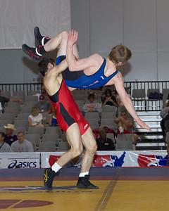 Men's Greco-Roman Preliminaries, Quarterfinals and Semifinals