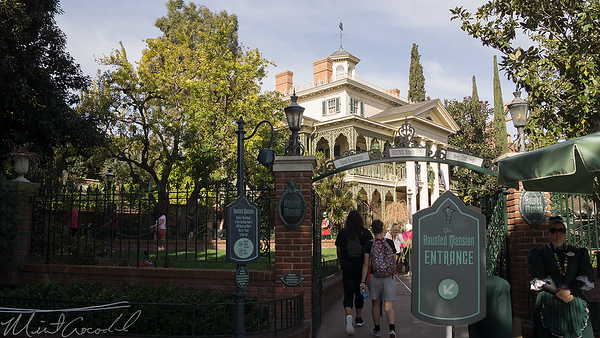 Disneyland Resort, Disneyland, New Orleans Square, Haunted Mansion, Haunted, Mansion