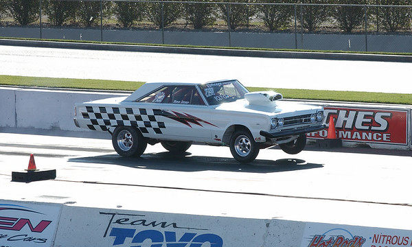 Drag Racing @ California Speedway