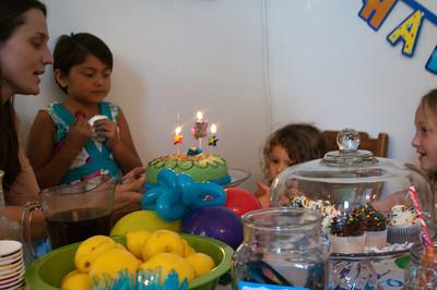Edie Bea's 3rd Birthday Party