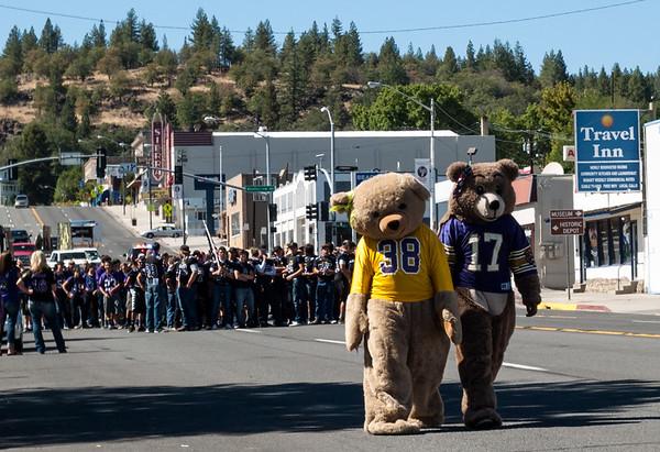 2015 Lassen High Homecoming Parade