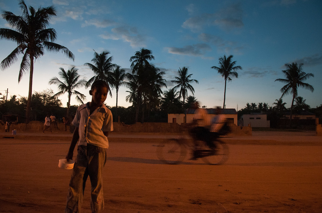 2010-13 Quelimane - Sunset.