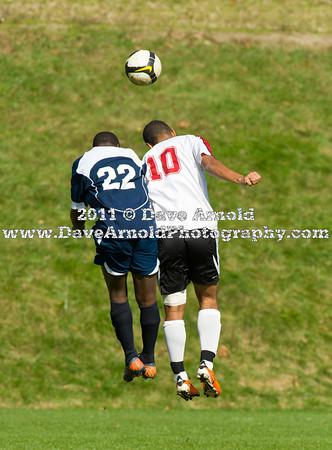 10/22/2011 - Boys Varsity Soccer - Roxbury Latin vs Nobles