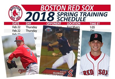 Austin, 2018 Red Sox Training Camp
