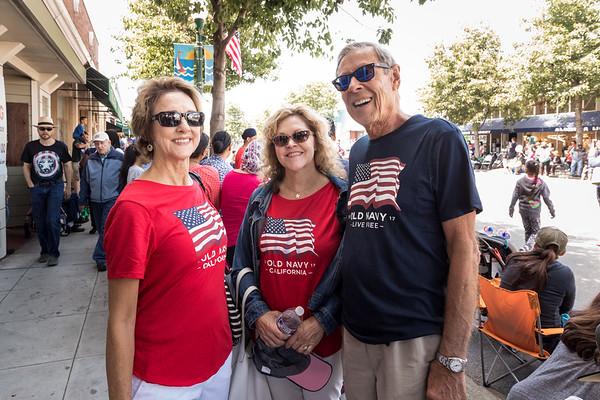 Fourth of July Alameda 2017