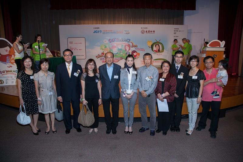 20120805 - 香港金口奬比賽兒童組決賽及頒奬典禮
