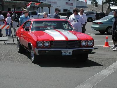 Car Show; Westport, WA. - July 2004
