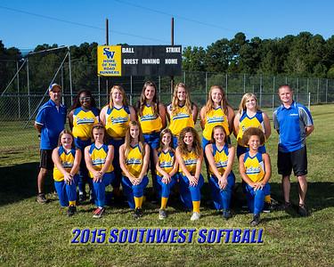 2015 Southwest Team Photos