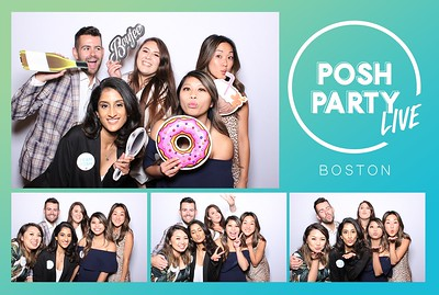 PRINTS - Posh Party Live