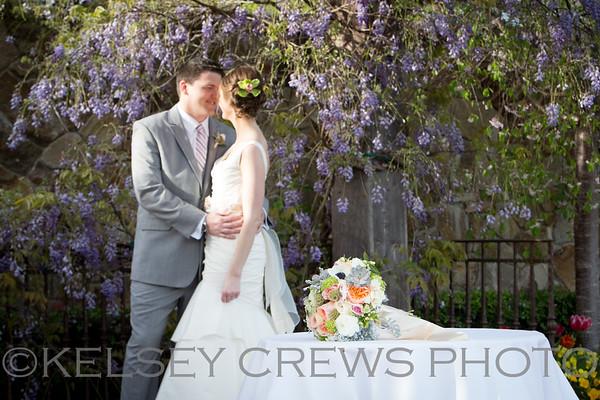 Leslie and Matt's Napa Wedding Elopement