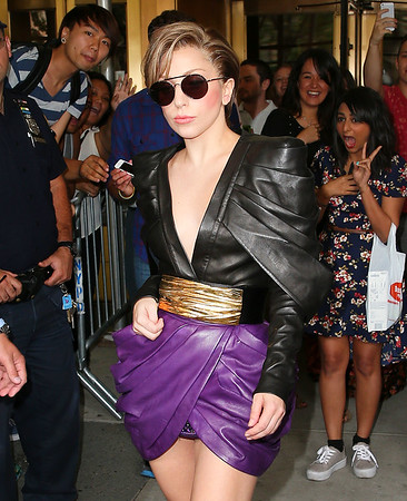 2013-08-19 - Lady Gaga