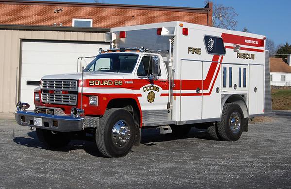 Company 9 - Dooms Fire Company