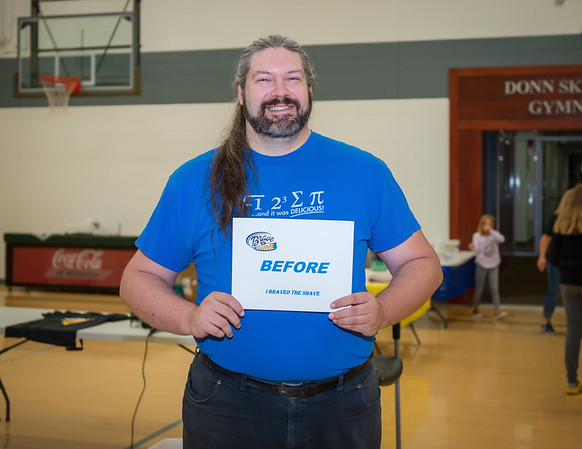 Brave the Shave 2021
