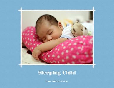 100216 Sleeping Child