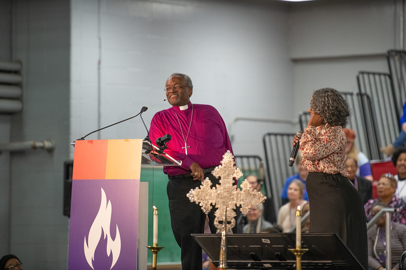 Rooted in Jesus Conference   Revive ATL (Wed)