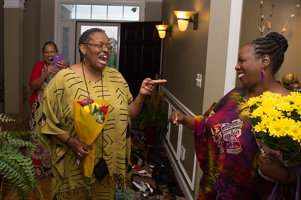 Rev Bev's Surprise Party