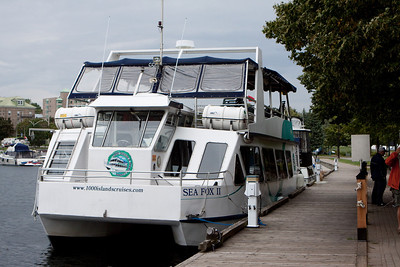 1000 Islands Cruise