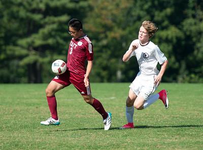 9/16/17: Boys' JV Soccer v Brunswick