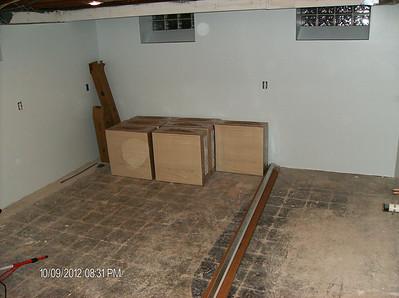 2012-10 New Basement Ceiling
