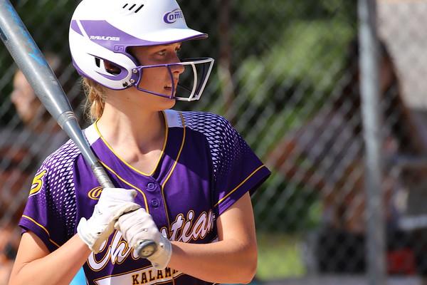 Softball Regionals vs Lawrence - KCHS 6/8/19