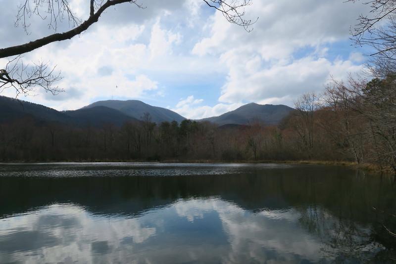 Twin Ponds (east)