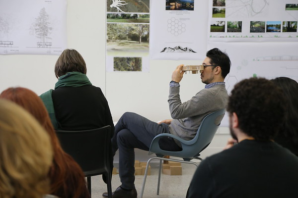 ARC 201 [Sophomore Studio] : Architecture in the Landscape Context