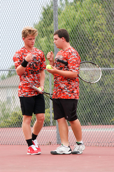 20170511 Tennis Districts vs Nixa