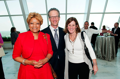 """Charlotte View Point Presents """"A View From The Top"""" @ The Duke Energy Tower 5-10-12 by Jon Strayhorn"""