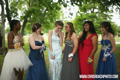 Jordon's Prom Party