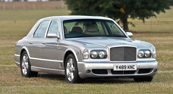 2001 Bentley Arnage Red Label Le Mans Y489 KNC