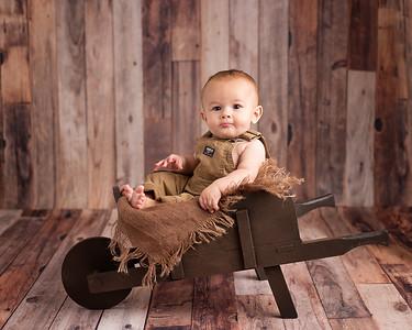 Bryce, 6 Months