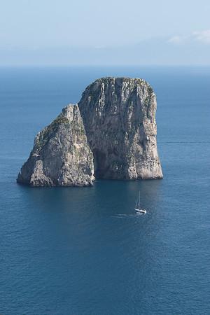 Capri and Naples, Italy