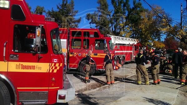 October 23, 2014 - Industrial Rescue - Yonge & Nipigon