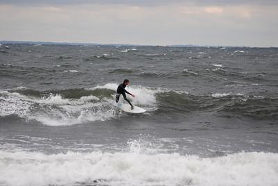 Surf Österlen 2008-09-12
