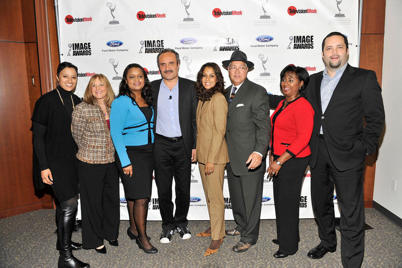 FORD MOTOR COMPANY SPONSORS 5TH ANNUAL NAACP IMAGE AWARDS HOLLYWOOD SYMPOSIUM HELD AT THE ACADEMY OF TELEVISION ARTS & SCIENCES AT THE GOLDENSON THEATRE IN NORTH HOLLYWOOD CALIFORNIA ON FEBRUARY 9, 2009VIC BULLUCK, BEN JEALOUS AND OTHERS
