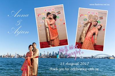 Anna & Arjun's Wedding - 13 August 2017
