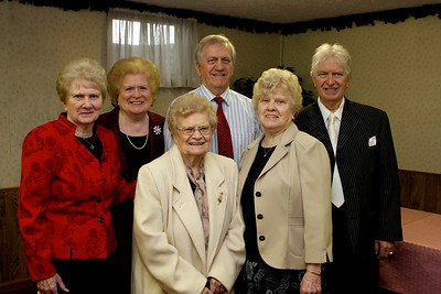 Aunt Arleen's Church Service Recognition