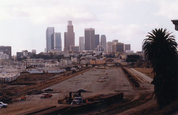2000, Abandoned Lot