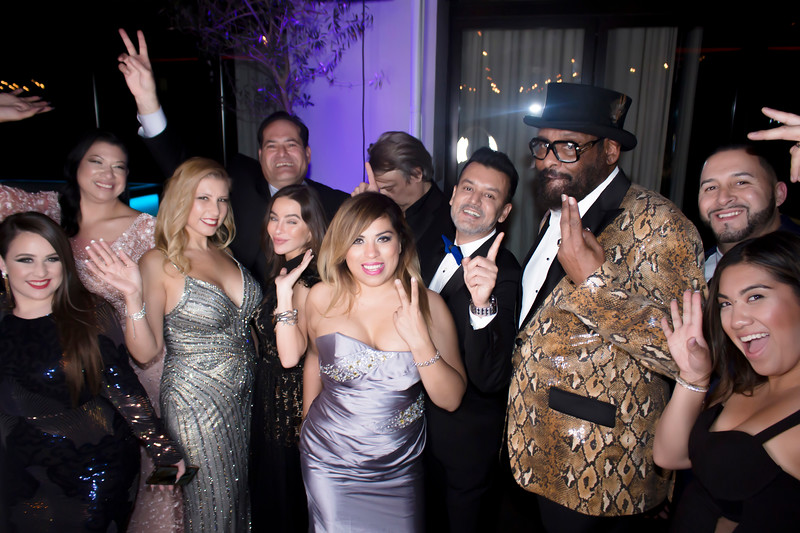 Oscar Awards After Party @ The Sofitel Hotel Beverly Hills