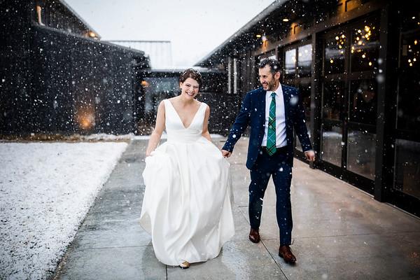 Maggie + Zak: Wedding