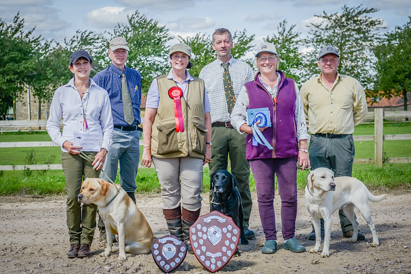 United Retriever Club (Lincs) Trials 2017