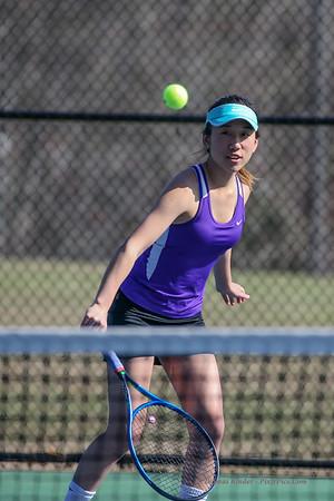 Girls Tennis v Fairfax 4/5/18