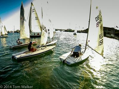 Balboa Yacht Club | Twilight - 6-25-14