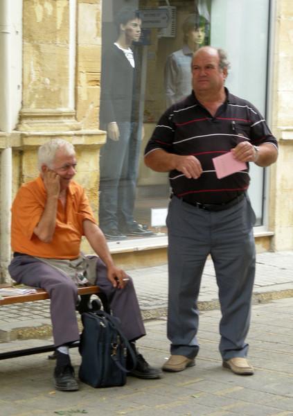 friends, in Nicosia
