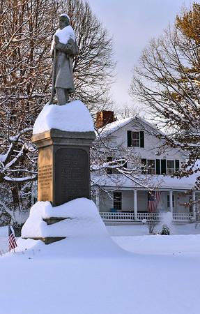 Nashoba Valley winter scenes - December 3, 2019