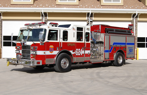 Company 24 - Sterling Fire Department (Kincora station)